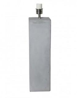 Bordlampe BONN støpt betong Large