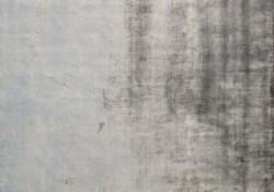 Bamboo lavfloss teppe 140x200 LYSGRÅ